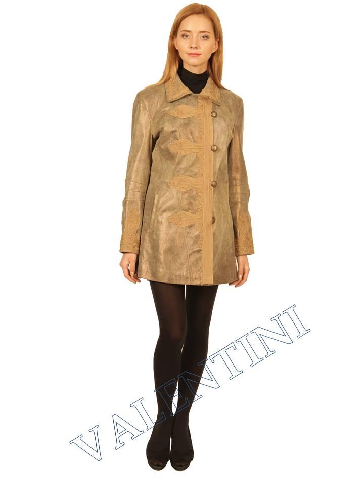 куртка кожаная STELLA DORO 5791