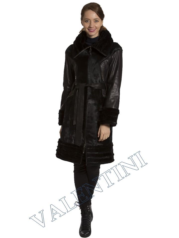 Женское пальто PANTERREZ 633