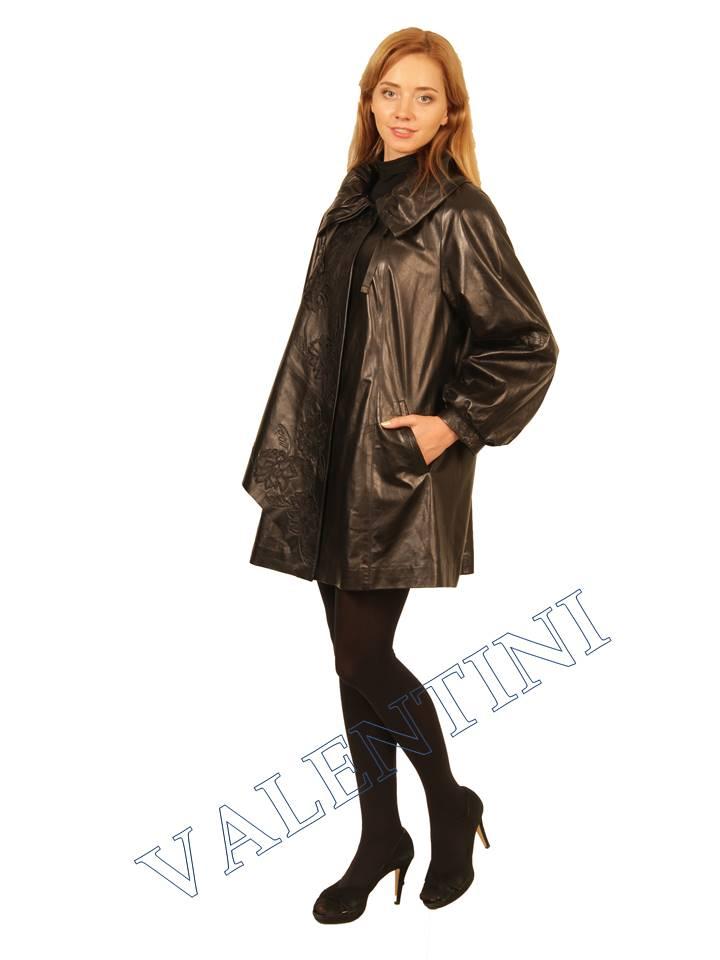 куртка кожаная STELLA DORO 14334