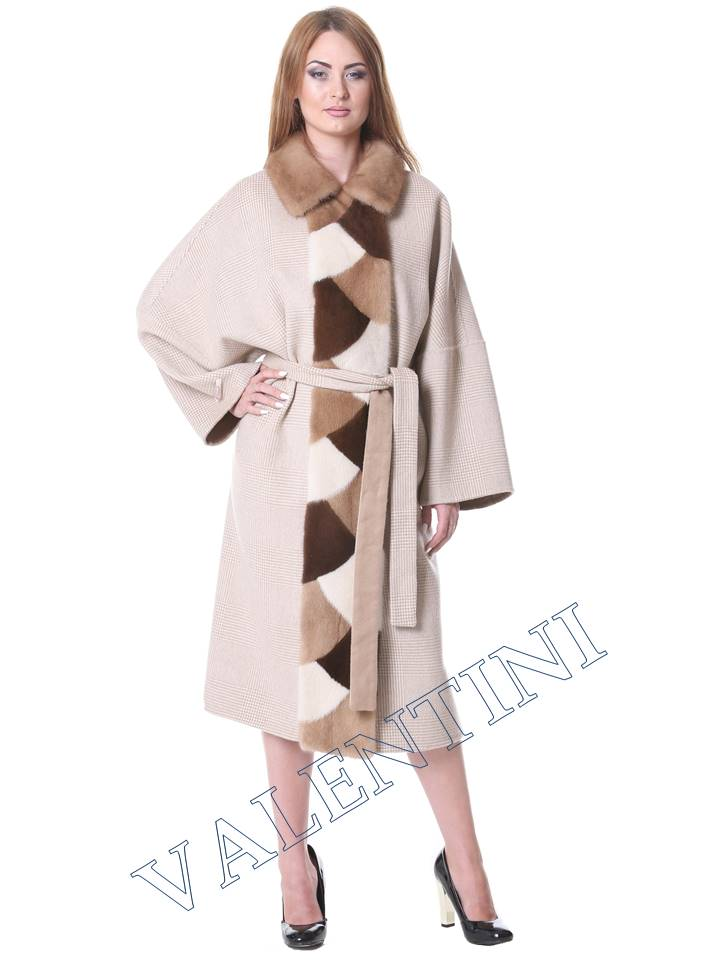 Пальто FERUCCI мод.2245-115
