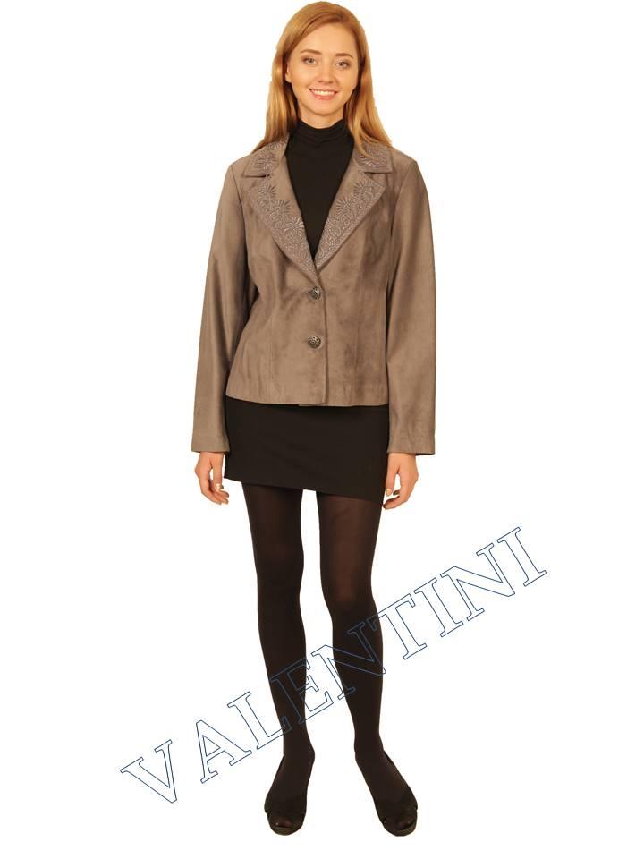 Кожаная куртка STELLA DORO 5814