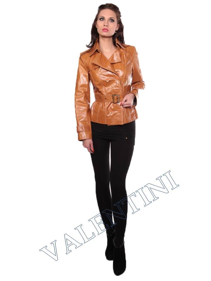 куртка кожаная VALENTINI L-30