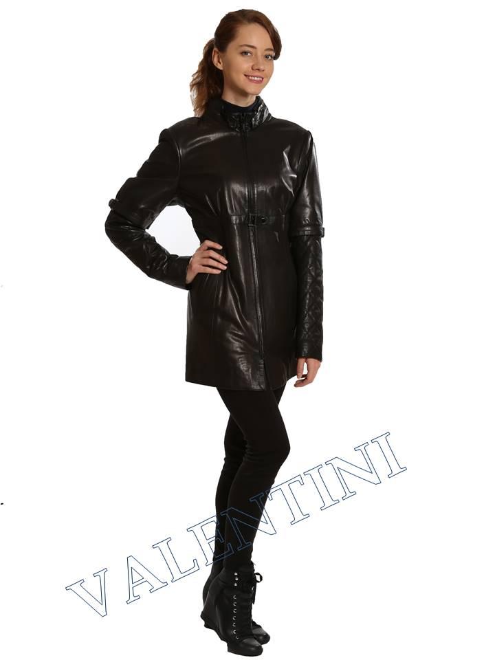 Кожаная куртка VALENTINI 2132