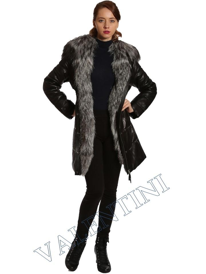 Кожаная куртка PANTERREZ 548