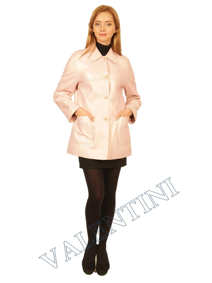 Куртка кожаная SUED MOD 01576