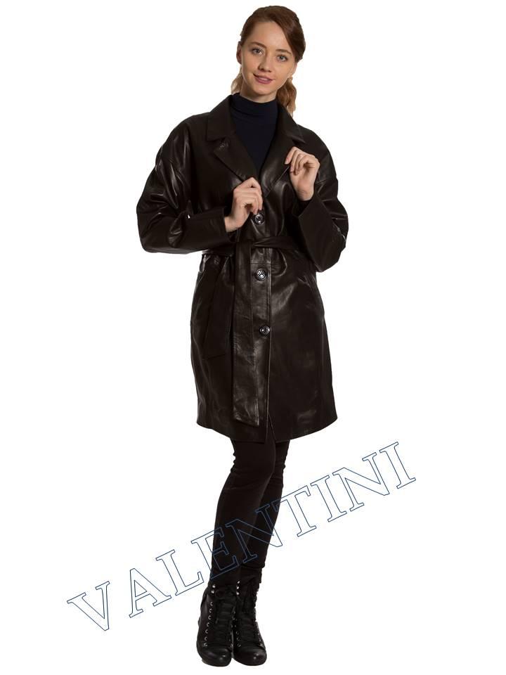 Кожаная куртка VALENTINI 017-120