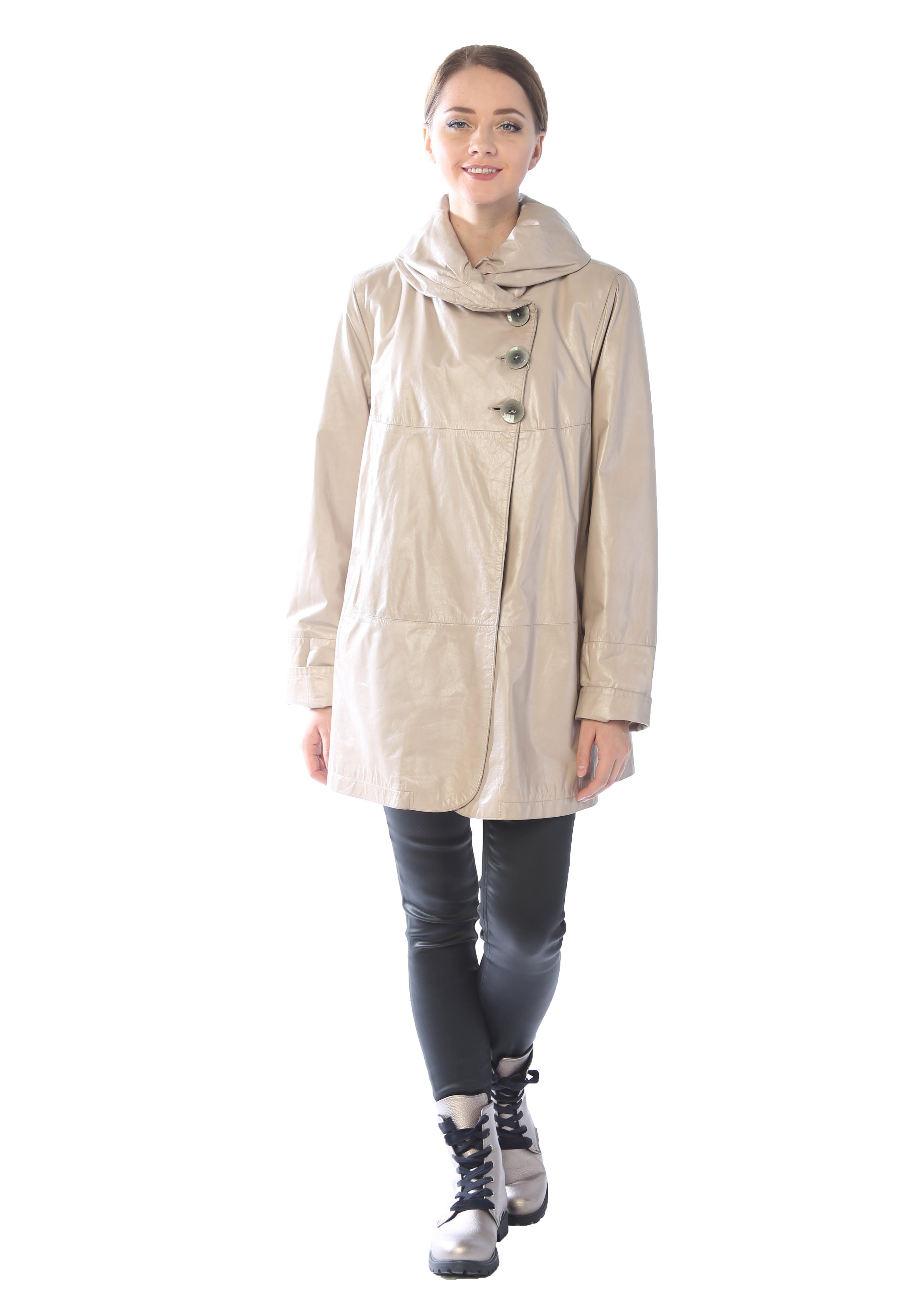 кожаная куртка VALENTINI 2224