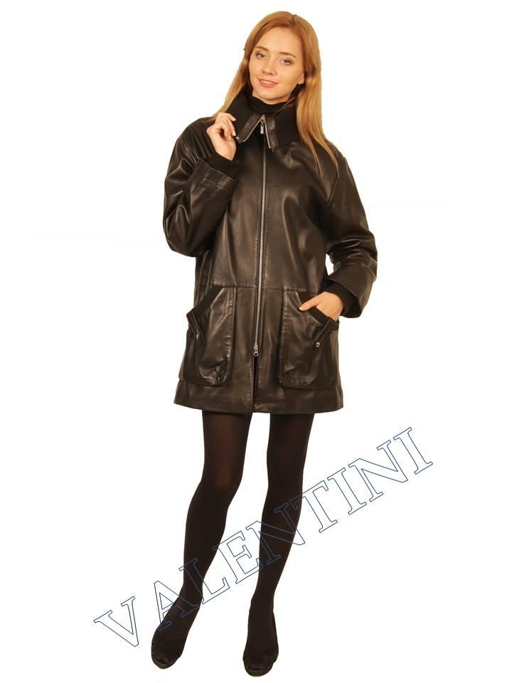 Куртка кожаная SUED MOD 2112