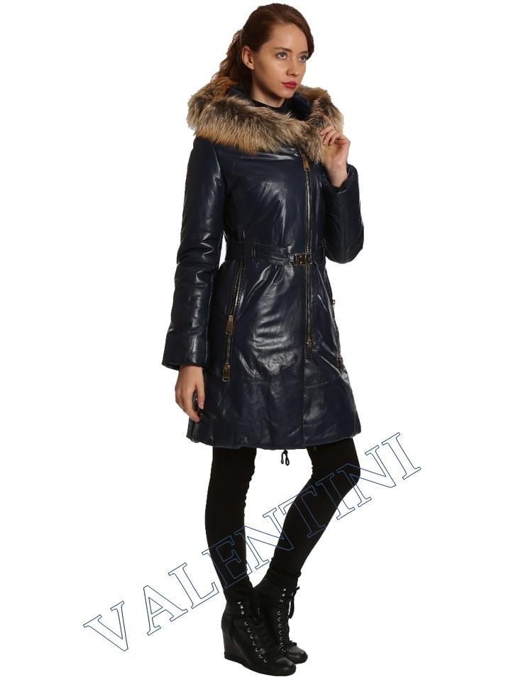 Кожаная куртка GALOPPI 5013
