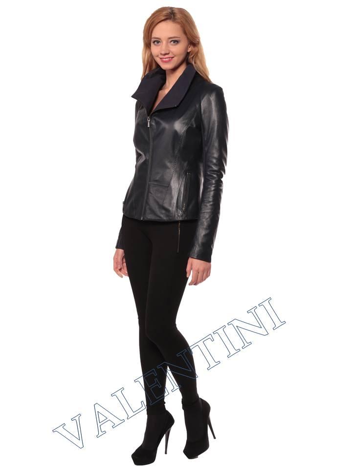Женская кожаная куртка SARTORI DODICI 245