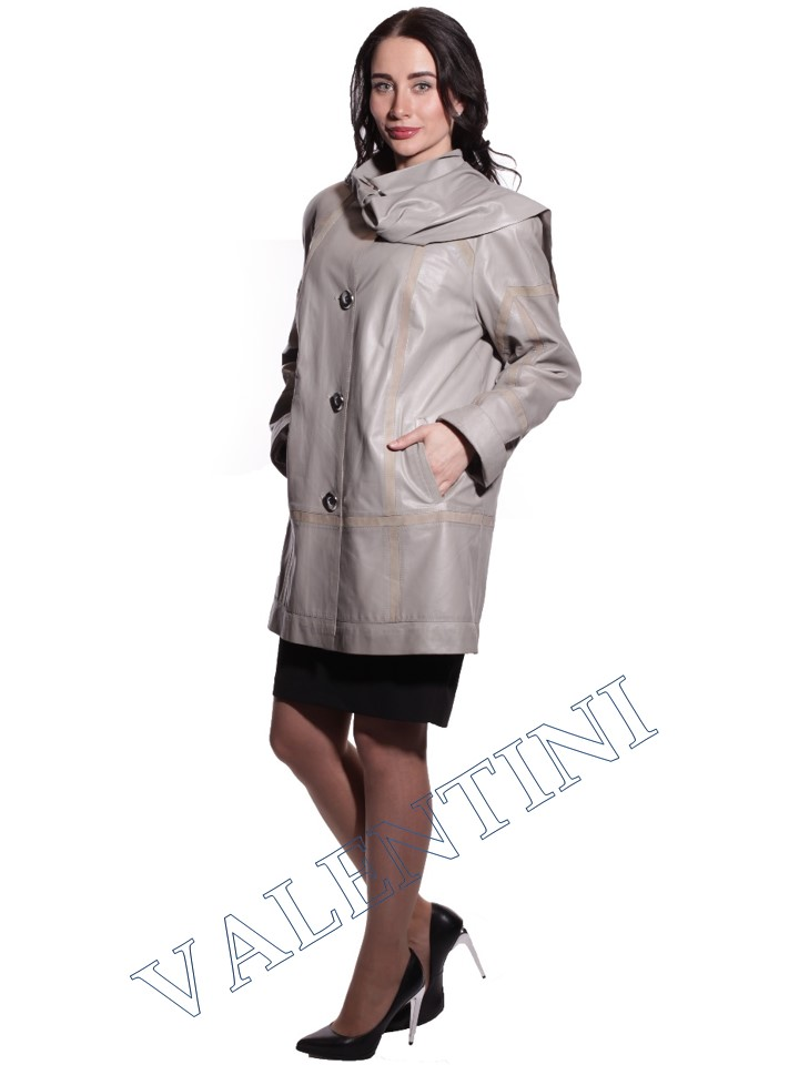 Кожаная куртка PANTERREZ 332