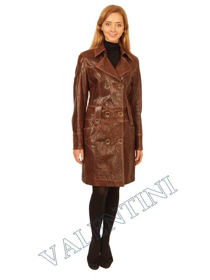 Куртка кожаная VALENTINI 2066