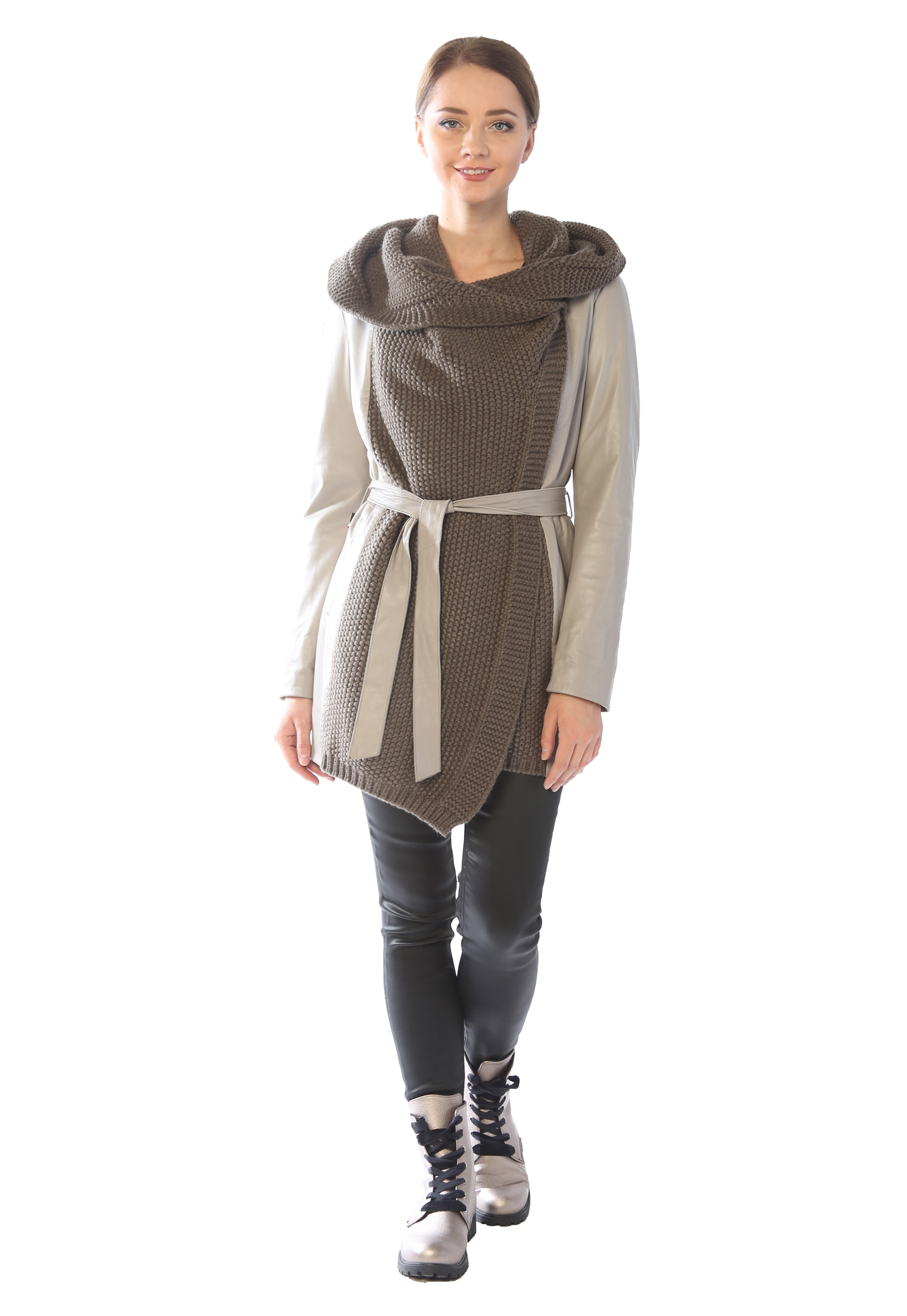 кожаная куртка VALENTINI 016-115