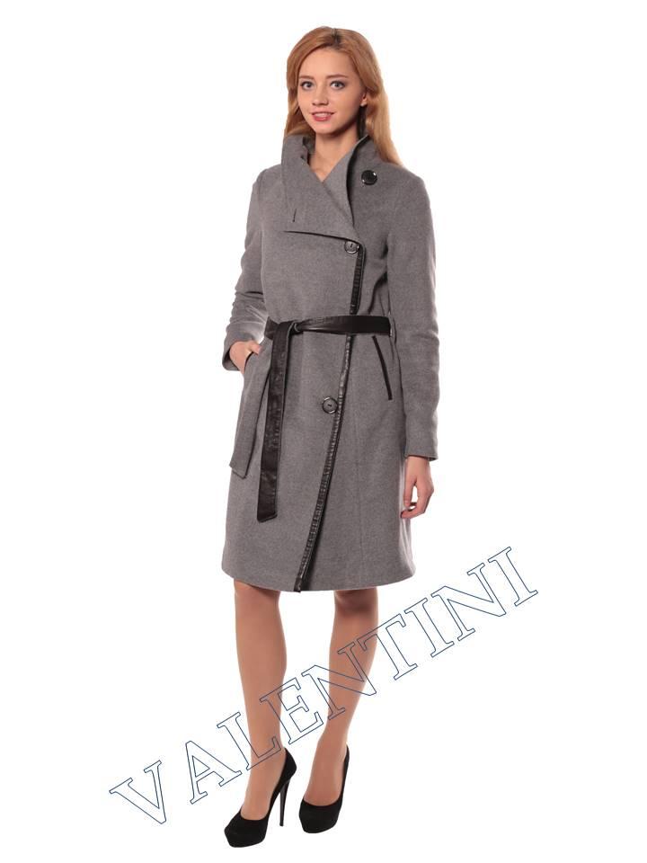 Женская кожаная куртка VALENTINI 3992