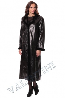 Кожаное пальто GALOPPI 5054 – 1