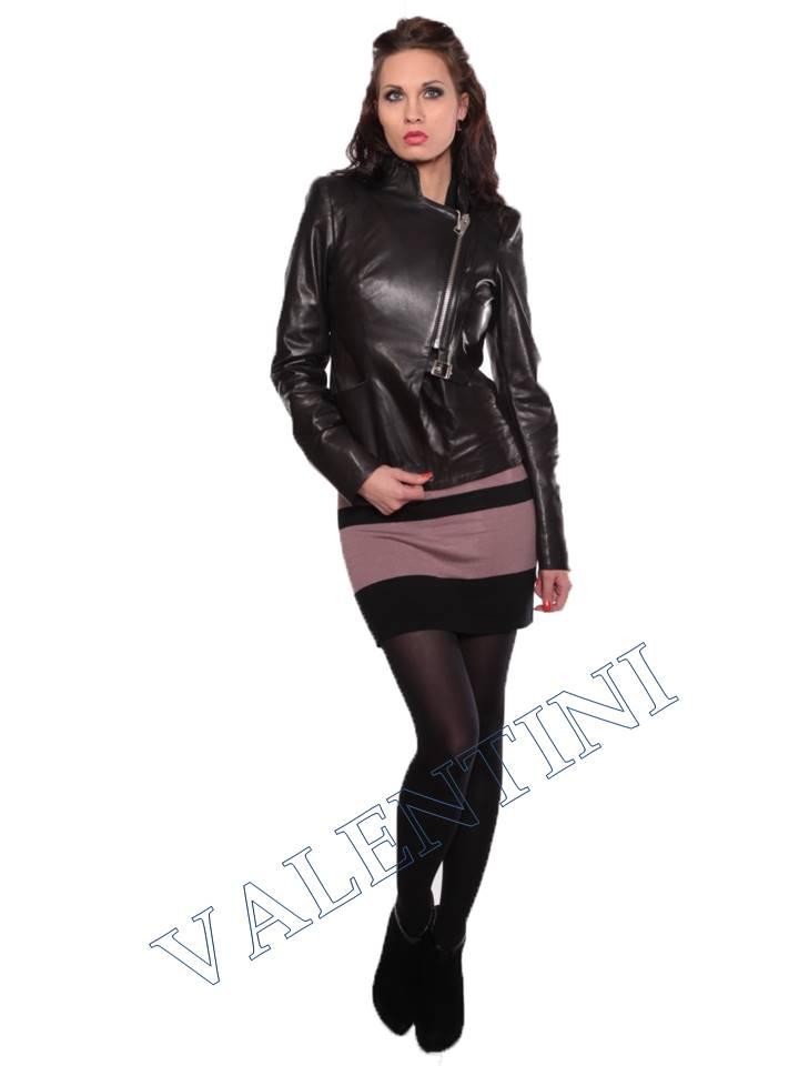 куртка кожаная SARTORI DODICI 242 - 1