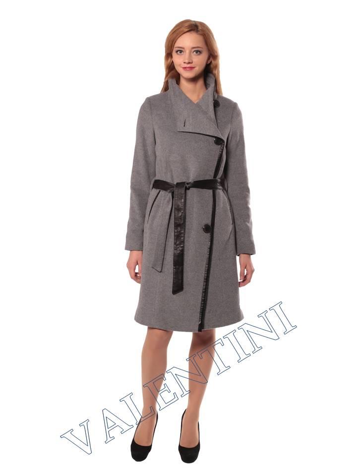 Женская кожаная куртка VALENTINI 3992 - 1