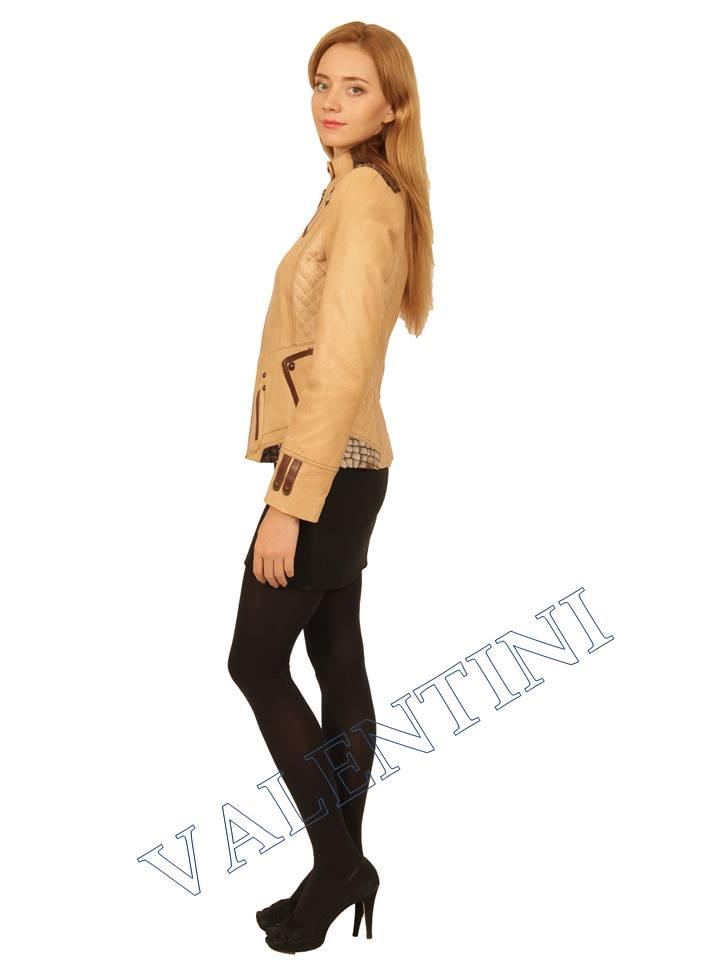 Куртка кожаная VALENTINI 2078 - 4
