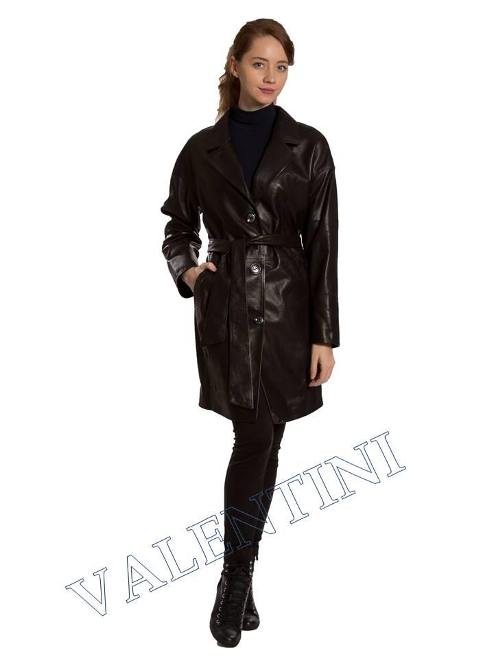 Кожаная куртка VALENTINI 017-120 - 3