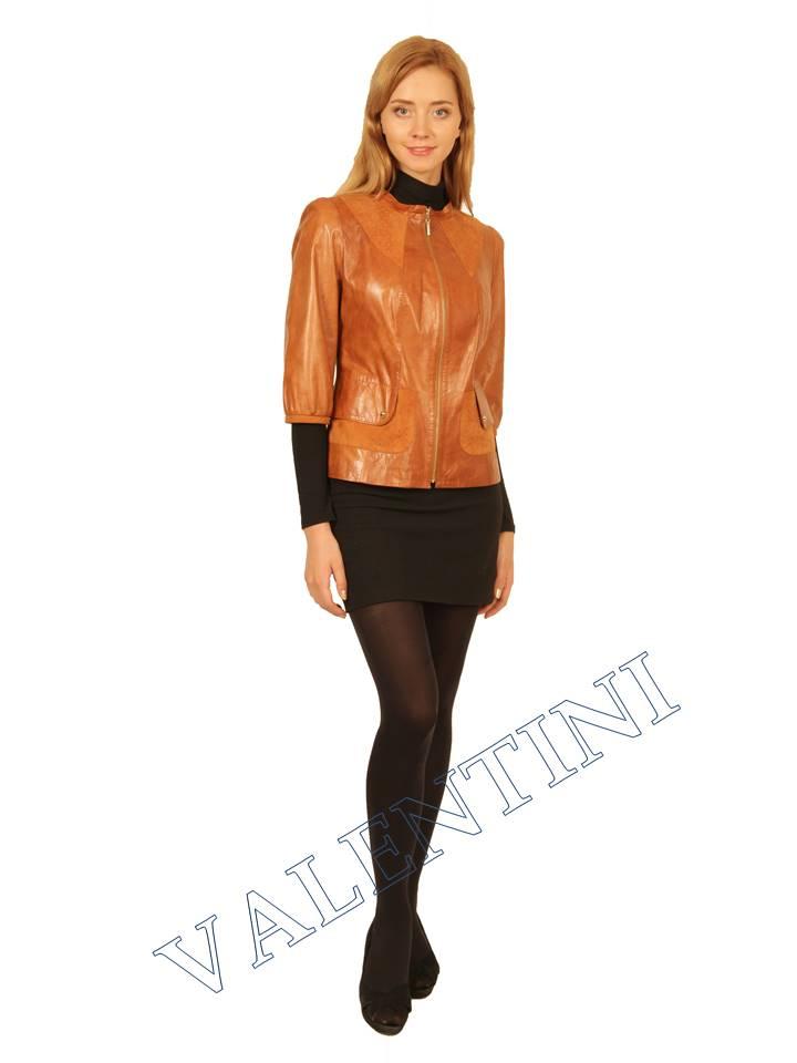 куртка кожаная PANTERREZ 2097 - 2