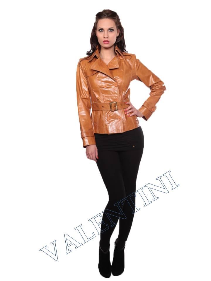 куртка кожаная VALENTINI L-30 - 3