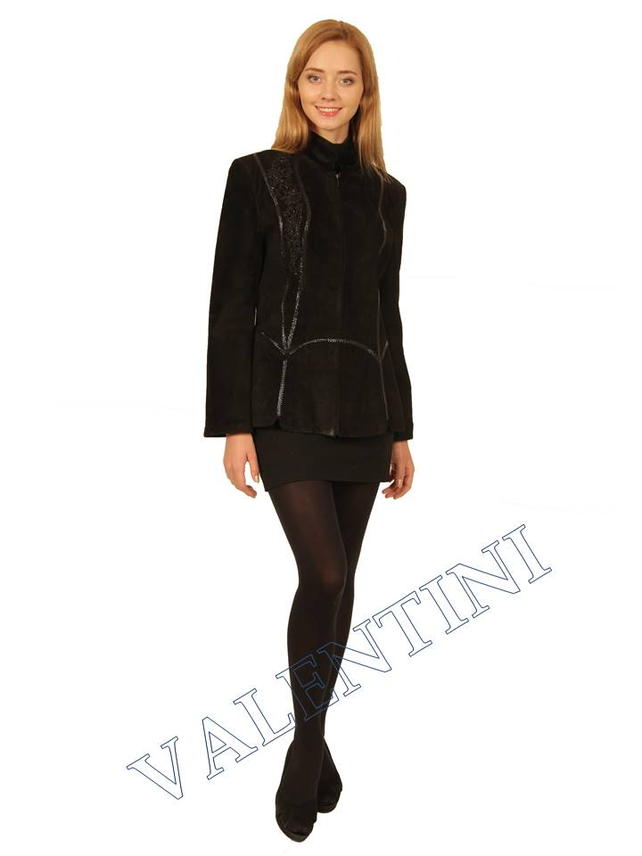 куртка кожаная STELLA DORO 5372 - 2