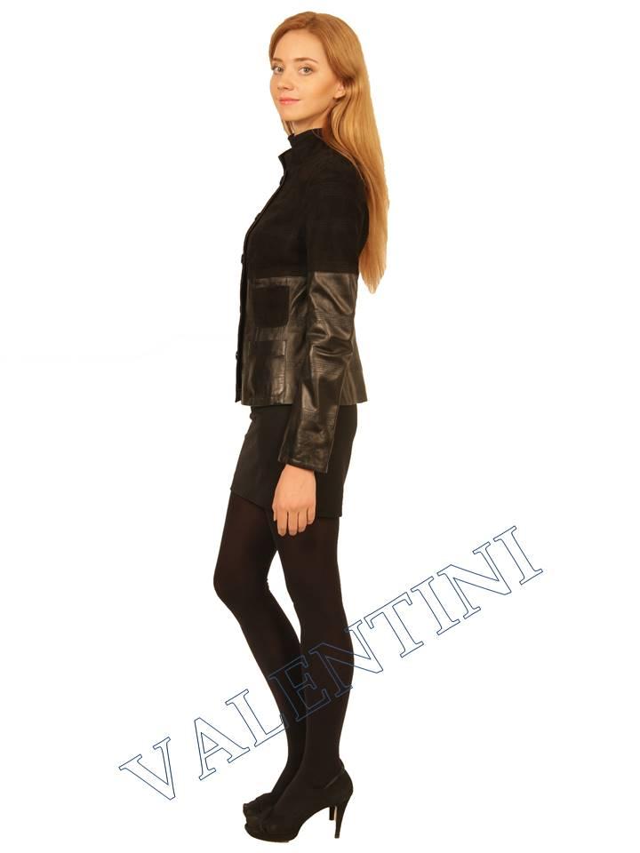 Кожаная куртка PANTERREZ 2069 - 3