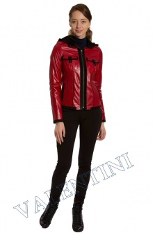 Кожаная куртка VALENTINI 2253 – 1