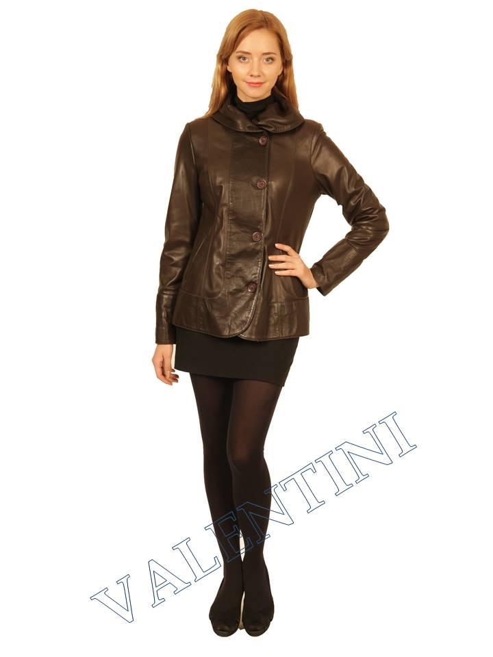 Куртка кожаная VALENTINI 2225 - 5