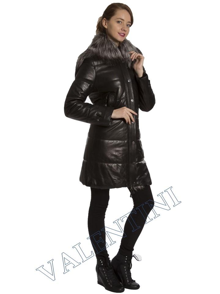 Кожаная куртка PANTERREZ 548 - 1