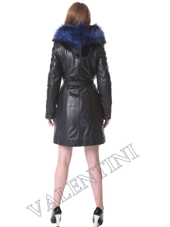 Кожаная куртка VALENTINI мод.2240 - 3