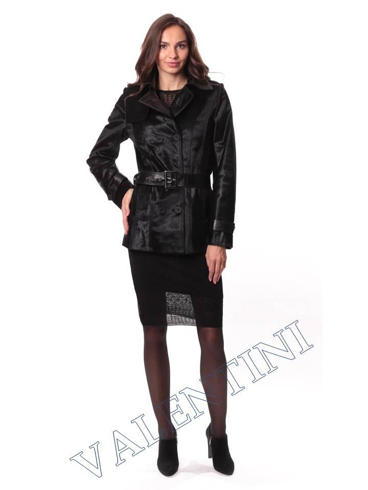 Кожаная куртка из теленка VALENTINI L-30-75 - 5