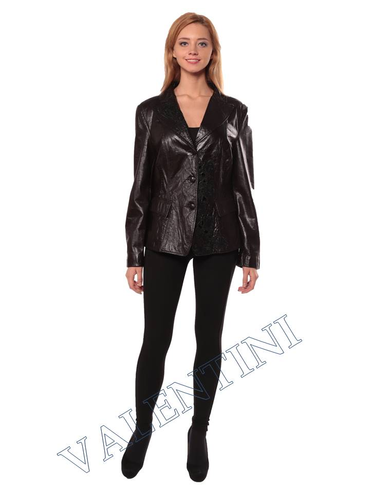 Женская кожаная куртка STELLA DORO 4269 - 1