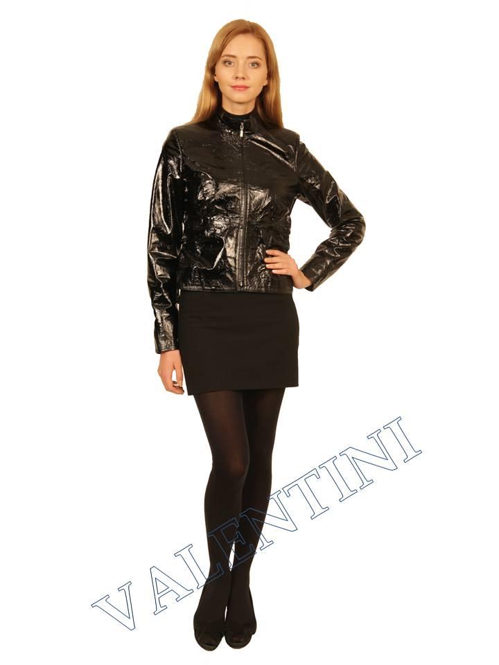 Куртка кожаная VALENTINI 010 - 1