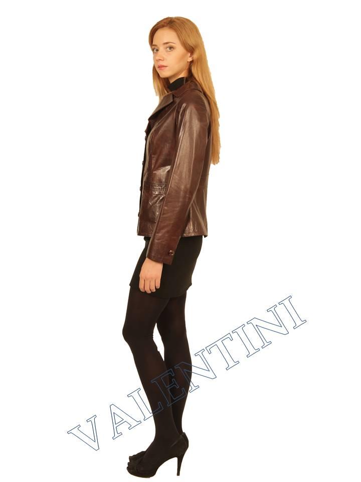 Куртка кожаная PANTERREZ 2094 - 5