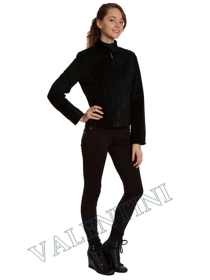 Замшевая куртка VALENTINI  Z-4 - 4