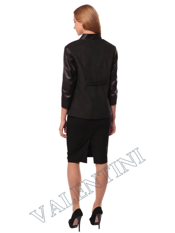 Женская кожаная куртка SARTORI DODICI 392 - 6