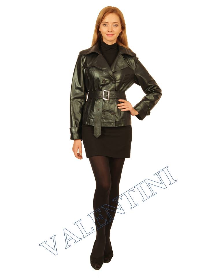 Куртка кожаная VALENTINI L-30(65) - 4