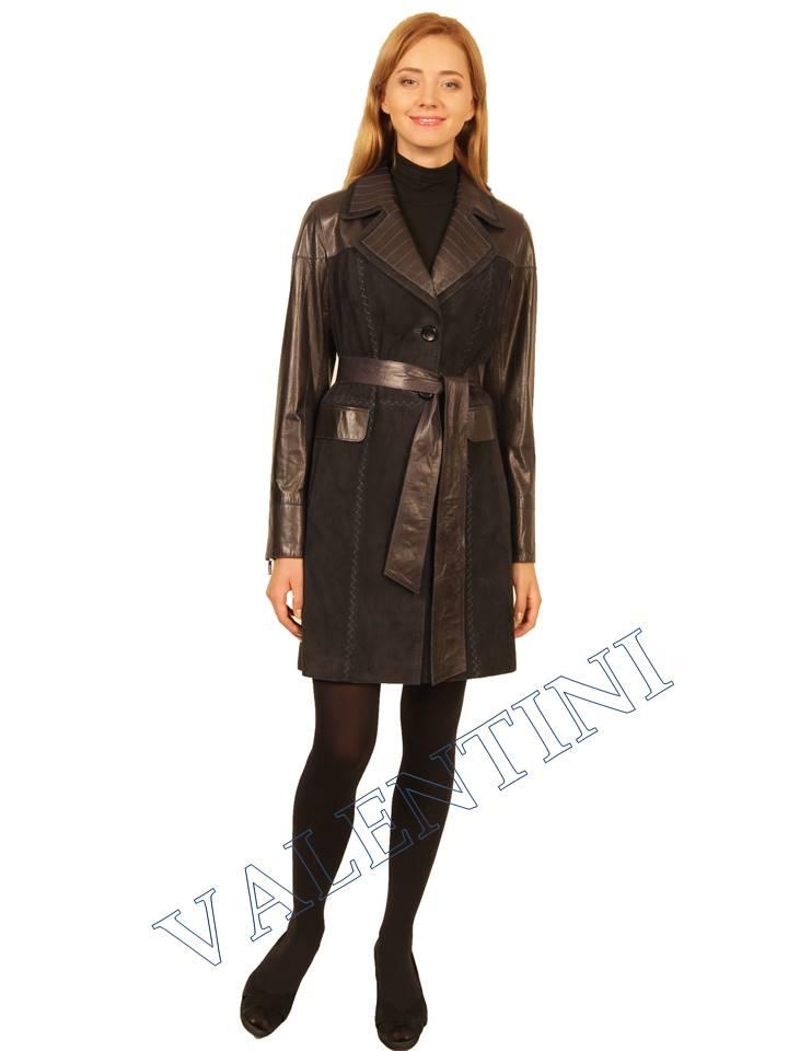 Кожаная куртка PANTERREZ 3040 - 4