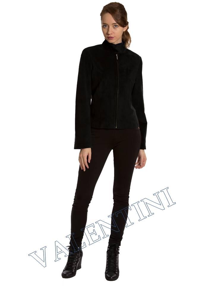 Замшевая куртка VALENTINI  Z-4 - 2