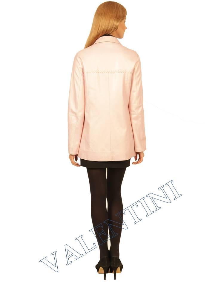 Куртка кожаная SUED MOD 01576 - 2