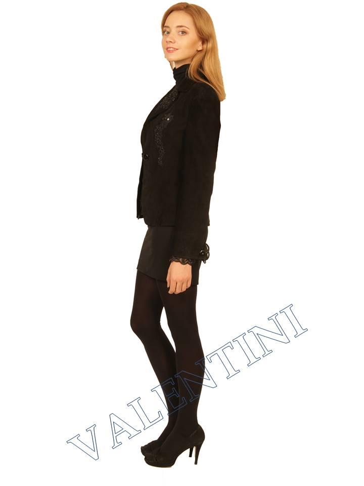 Куртка кожаная STELLA DORO 5675 - 1