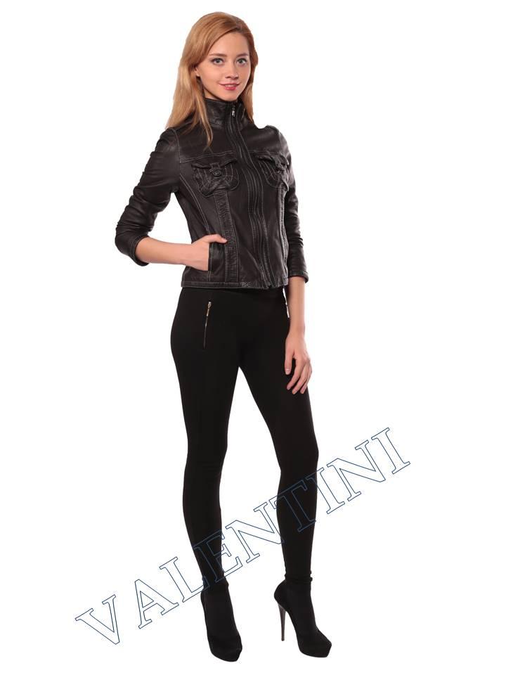 Женская кожаная куртка PANTERREZ 207 - 4