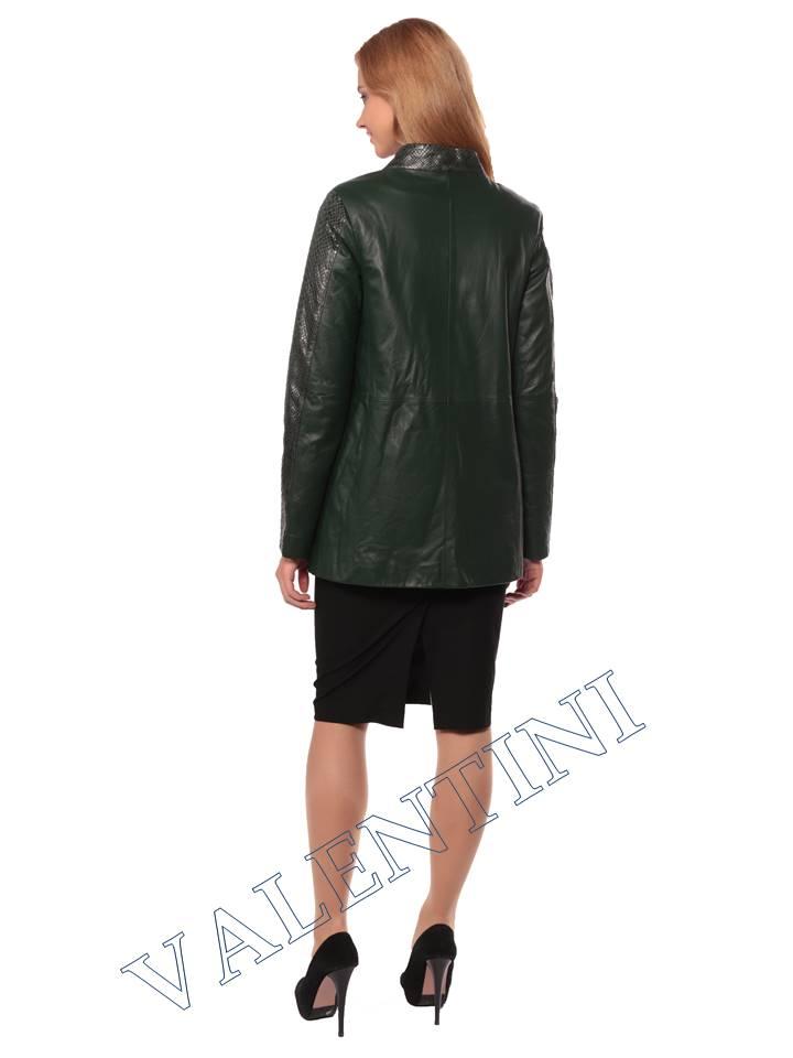 Женская кожаная куртка VALENTINI 2286 - 6
