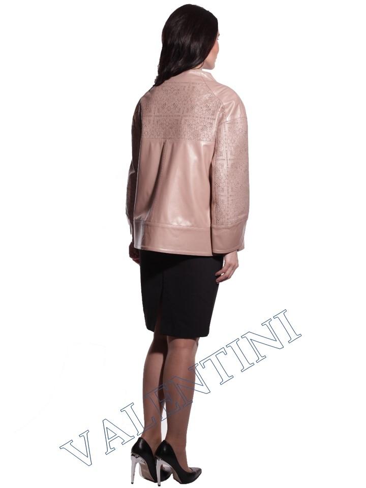 Куртка кожаная PANTERREZ 2134 - 6