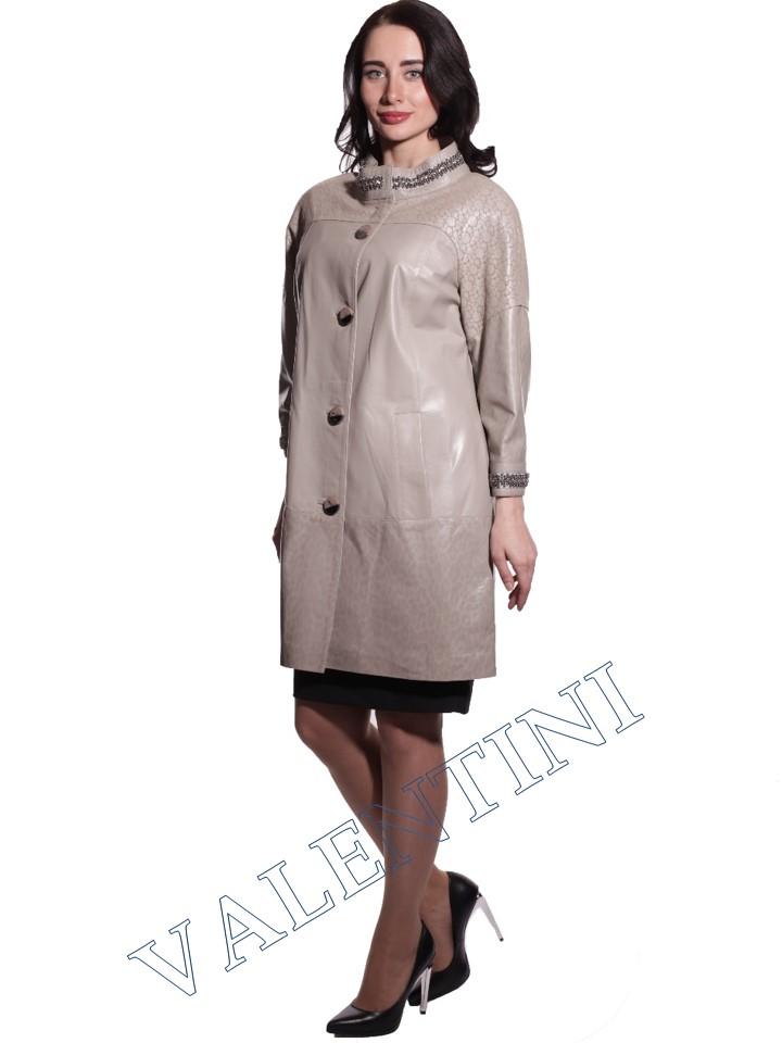 куртка кожаная PANTERREZ 3116 - 1