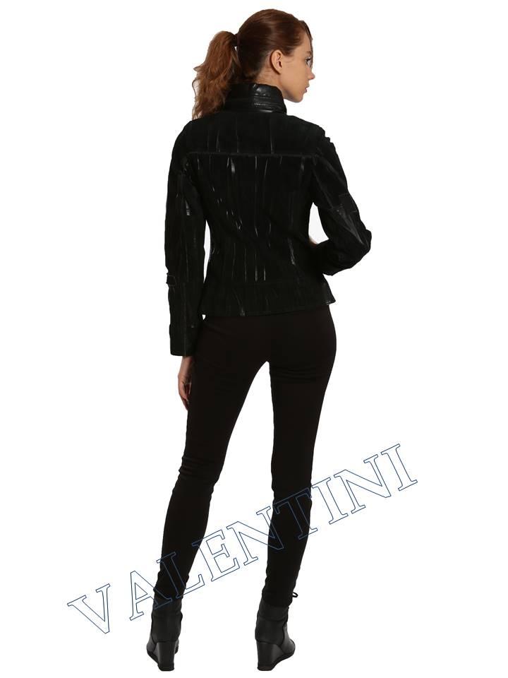 Замшевая куртка VALENTINI 2192 - 7