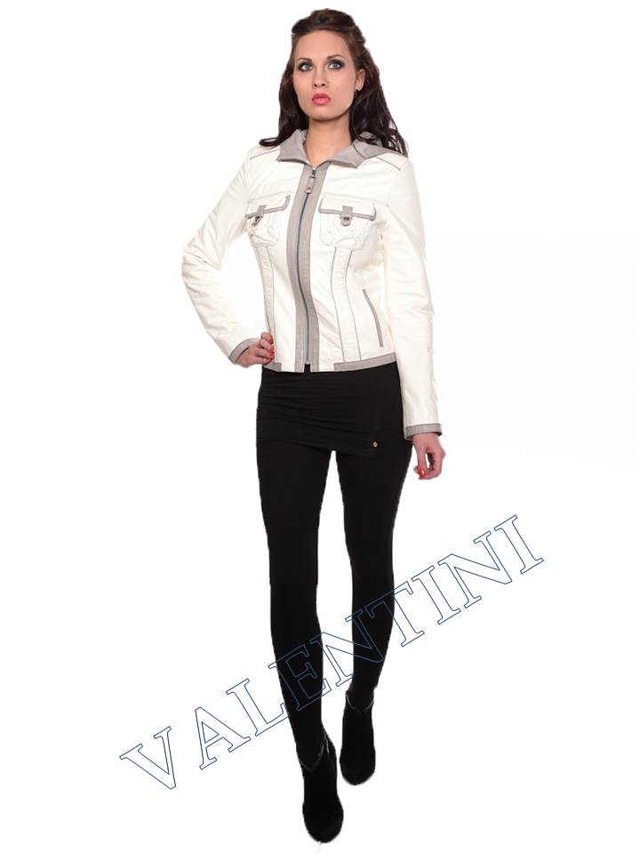 куртка кожаная PANTERREZ 207 - 2