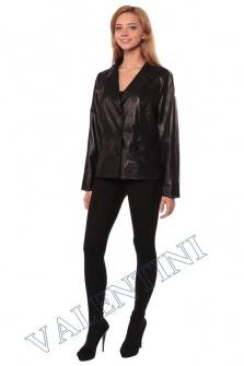 Женский кожаный пиджак STELLA DORO 14090 – 1