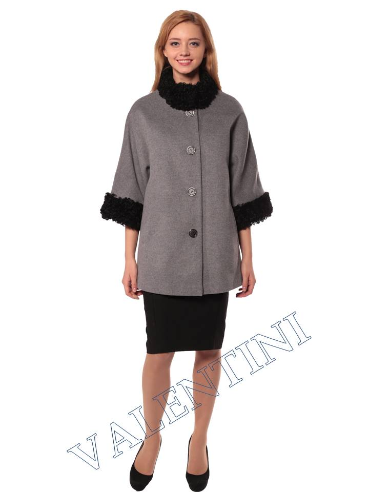 Женская кожаная куртка VALENTINI 3955 - 1